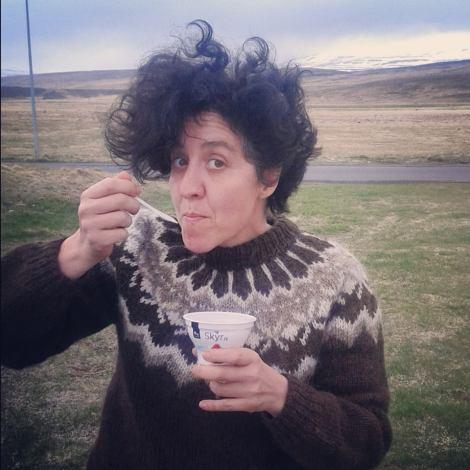 Lopapeysa y Skyr. Viviendo en Islandia. Sonsoles Lozano.