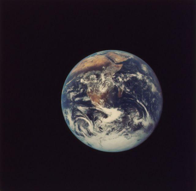 La tierra, nuestro hogar.