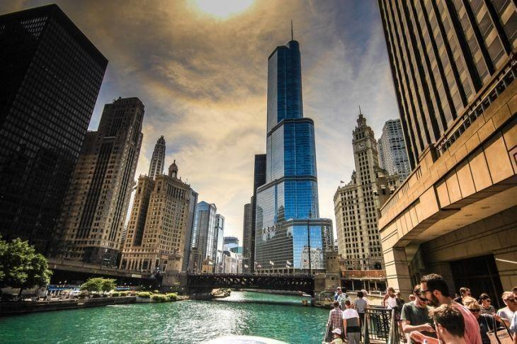 11 prdios mais altos do mundo para ver as cidades do topo