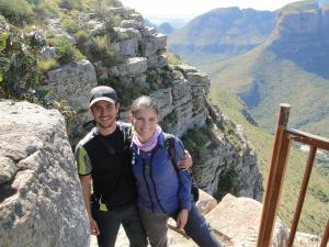 Blyde Canyon en Sudafrica