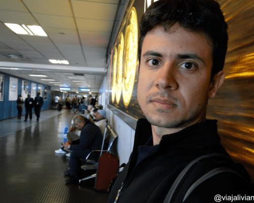 Escala en el Aeropuerto de Johannesburgo