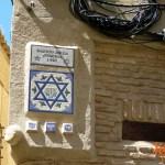 El barrio Judío está lleno de símbolos