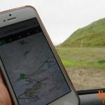 Esperándolos en un lugar cerca a Baqueira - Beret gracias al GPS es posible saber su posición