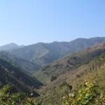 Las montañas alrededor de Kalaw