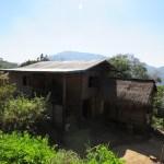 Construcción tradicional en esta región del país