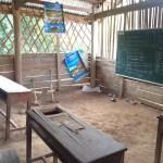 La escuela local