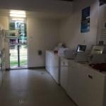 Zona de lavandería