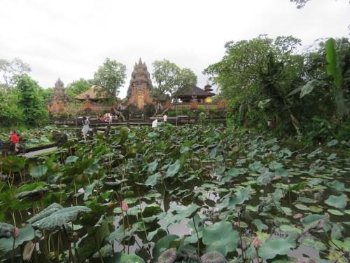 Templo Saraswati o templo de agua