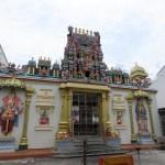 Templo Hindú Sri Mariamman