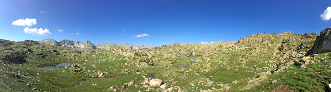 Caminata Andorra