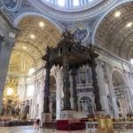 Interior Basilica de San Pedro
