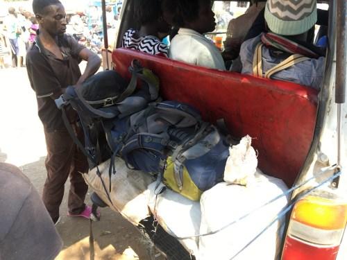 Chapas en Mozambique