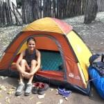Nuestro campamento