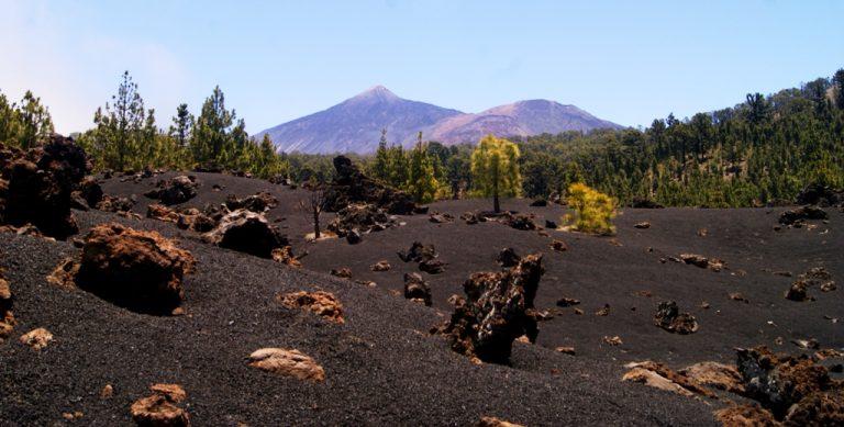 El Teide y Pico Viejo