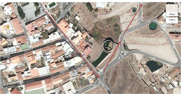 ruta paisaje lunar Tenerife