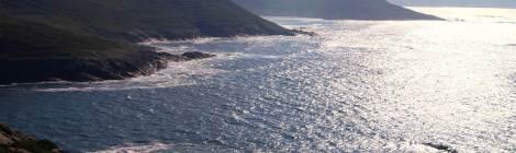 Cabo Laxe, Costa da Morte, Galicia; las vistas