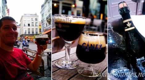 Cervecitas - de todas las formas y colores. Flandes, Bélgica, Antwerpen, Brujas, Ghante