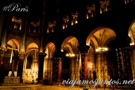 Misterios de los tiempos merovingios.... Iglesia de Saint Germain des Prés, París, Francia.