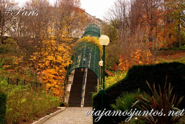 La escalera artística París, Francia. Que ver y que hacer