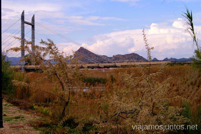 Paseo del río Segura Archena, Murcia #MaratónDelRelax #RumboSurJuntos