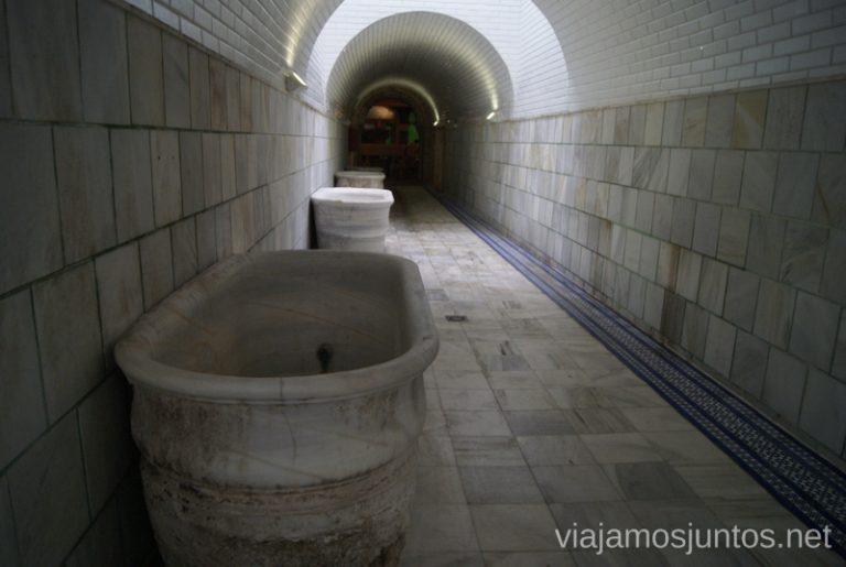 Baños romanos Balneario de Archena, Murcia #MaratónDelRelax #RumboSurJuntos