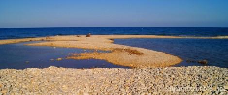 Entre el agua y la piedra Las playas de la Costa del Azahar, Castellón, Valencia.