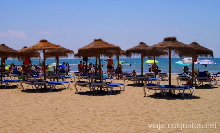 Relax total Las playas de la Costa del Azahar, Castellón, Valencia.