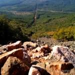 Pedregal aguoso Descubriendo el Edén de la Mancha, el parque natural del Valle de Alcudia y Sierra Madrona