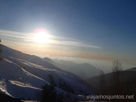 ¡Buenos días! Donde esquiar este año 2016
