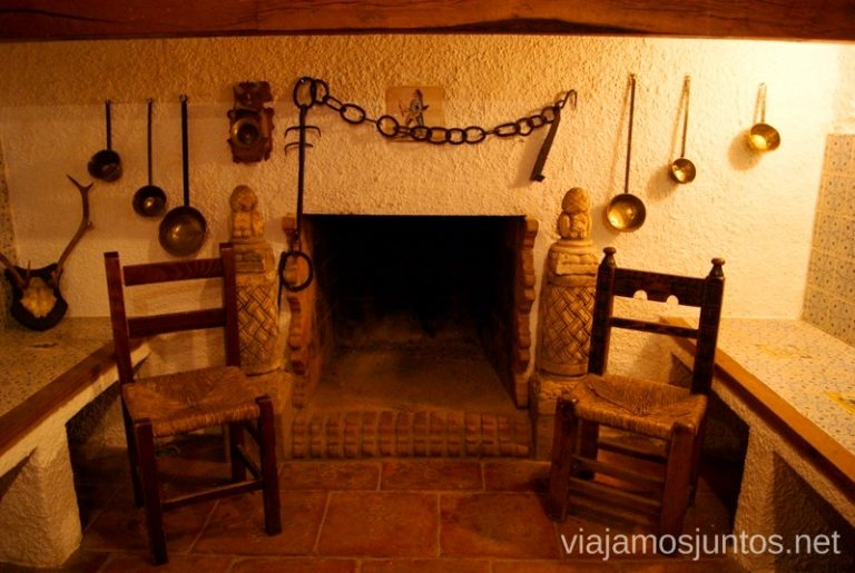 En un lugar de la Mancha... Donde comer y alojarse en el Valle de Alcudia, Edén de la Mancha, Castilla la Mancha