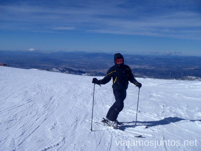 Esquiar con buenas temperaturas - es Sierra Nevada Dónde esquiar y cómo elegir la estación de esquí que más te convenga