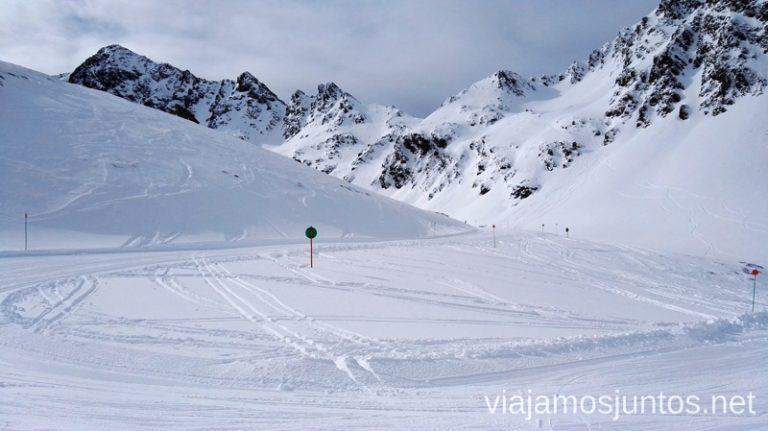 ¡Vamos a esquiar con vistas! ¡Vamos a Andorra! Dónde esquiar y cómo elegir la estación de esquí que más te convenga