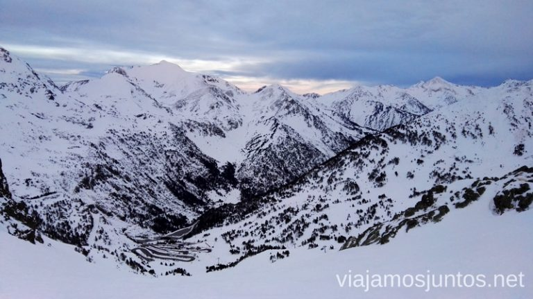 Disfrutando del poder de la montaña en Andorra Nuestras estaciones de esquí favoritas. Dónde esquiar y cómo ahorrar