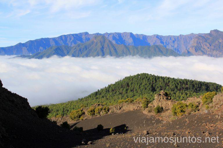 También se puede encontrar alojamiento con vistas panorámicas en la Palma Alojamiento económico en la Palma, Islas Canarias