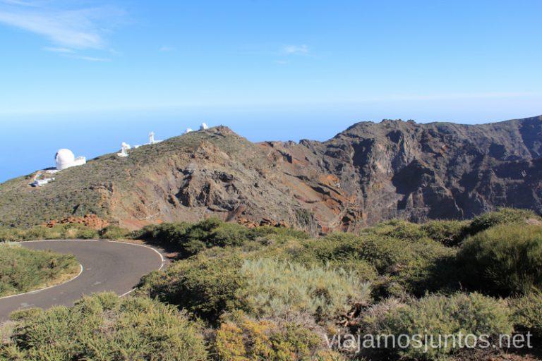 Carreteras vertiginosas de la Palma Carreteras más extremas de la Palma, Islas Canarias