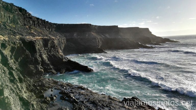 ¿Surfearías aquí? Surfear en Fuerteventura