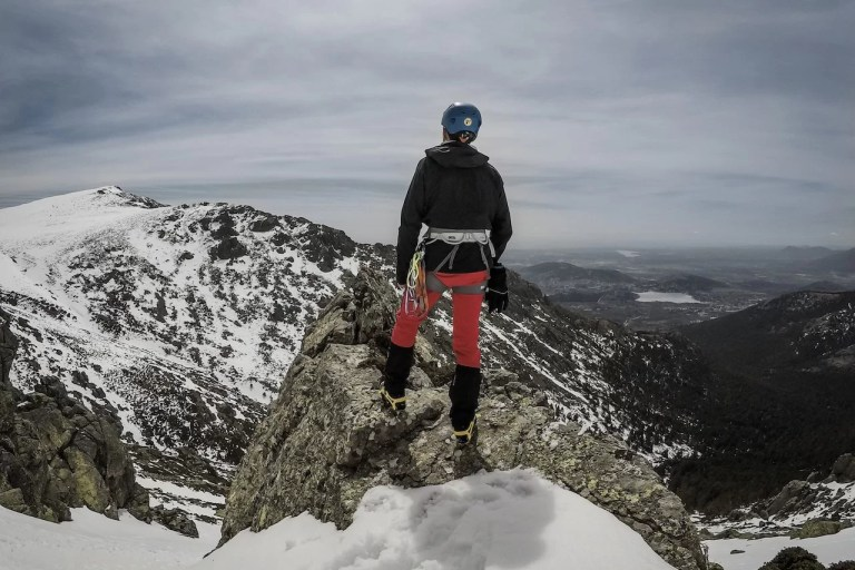 alpinismo y montaña