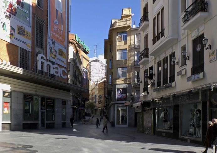 calle rompelanzas madrid