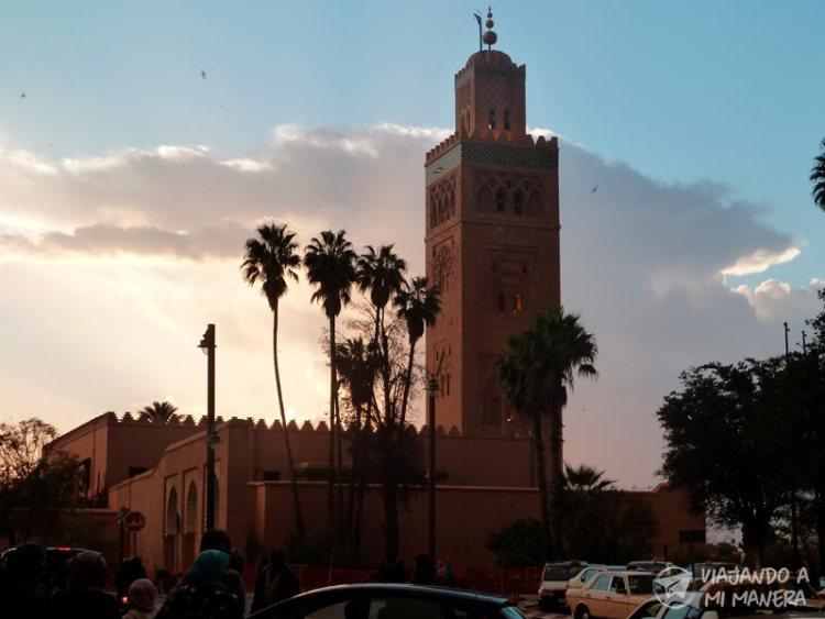 Mezquita-Koutoubia