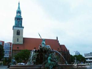 Iglesia-Marienkirche