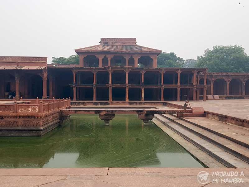 qué ver en fatehpur sikri