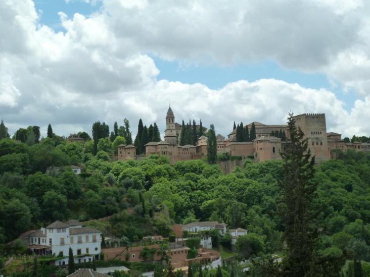 Cómo visitar la Alhambra