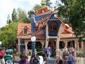 Goofy's Playhouse