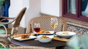 Carthay Circle Lounge - Alfresco Dining