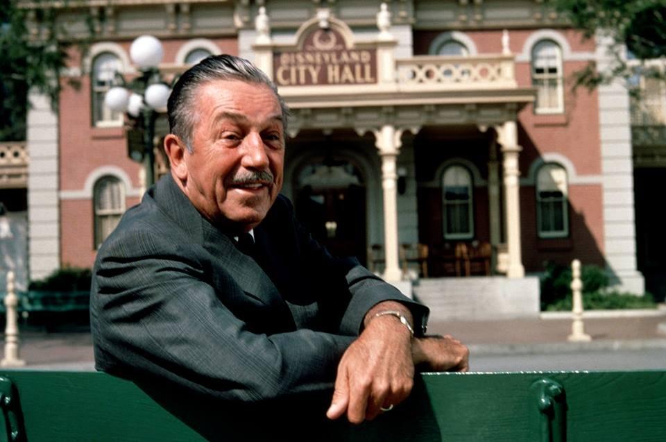 Feliz Aniversário Walt