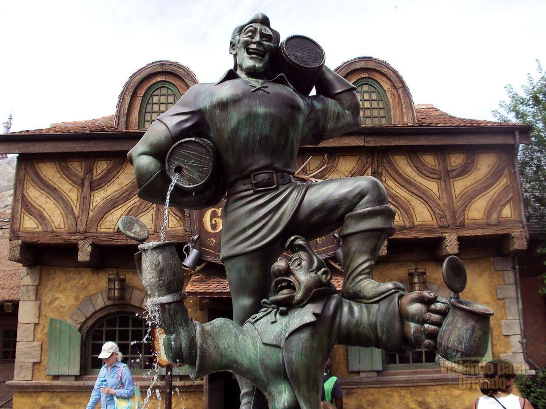 Gaston's Tavern - Magic Kingdom - Photo 04