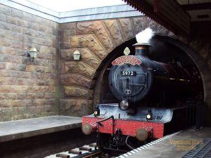 Hogwarts Express – King's Cross Station