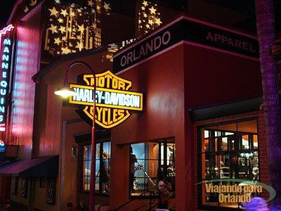 Orlando Harley-Davidson Store