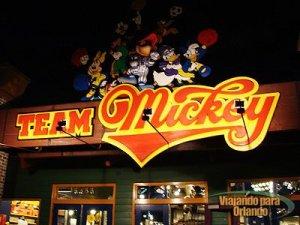 Team Mickey's Athletic Club
