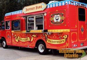 Food Truck – Fantasy Fare